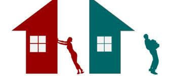vivienda divorcio